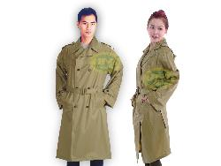 Áo mưa choàng có đai dạng sỹ quan Am005