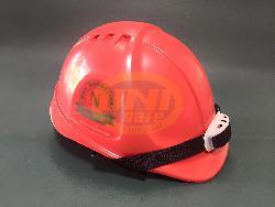 Mũ bảo hộ Hà Nội có lỗ thoáng khí lót xốp M013