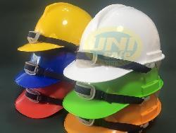 Mũ nhựa bảo hộ lao động Thùy Dương núm vặn M006