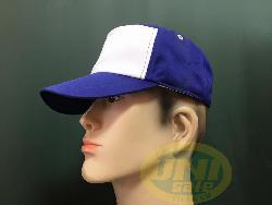 Mũ vải kaki pha mầu Mv011