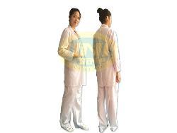 Áo blu nam, nữ vải lon thường A003td