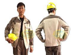 Áo khoác bảo hộ vải kaki Pangrim Hàn Quốc dầy A016