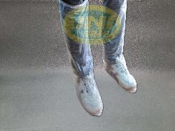 Ủng đi mưa nilon U010