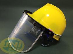 Kính gắn mũ bảo hộ lao động Mk001 (không gồm Mũ)