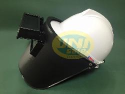 Mặt nạ hàn gắn liền mũ bảo hộ (không gồm mũ) MNH06