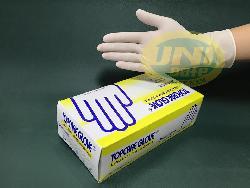 Găng tay cao su y tế Malaisia G007