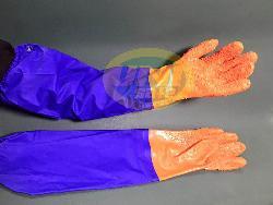 Găng tay chống hóa chất dài G006