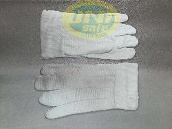 Găng tay Amiang chống nóng, chống cháy loại ngắn gk004