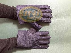 Găng tay bảo hộ vải bò Gv001b