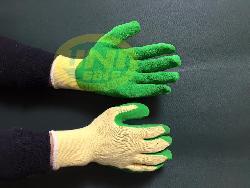 Găng tay bảo hộ tráng cao su sần EU Gv013