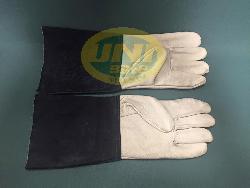 Găng tay da hàn dài Việt Nam Gd002