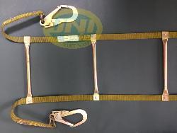 Thang dây inox - D014