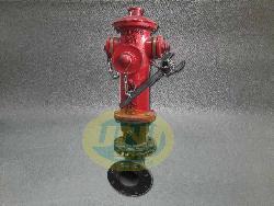 Trụ nước cứu hỏa TQ φ65. CH004L3
