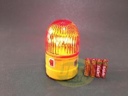Đèn nháy Led cứu hộ gắn nam châm - DE016b