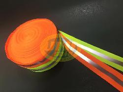 Dải phản quang pha vải HK010a