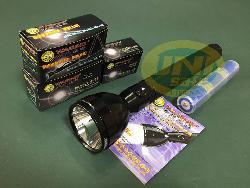 Đèn Pin LED Sạc cỡ to đại De014b