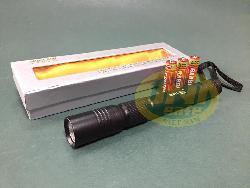 Đèn pin chống nước 3 pin tiểu bóng Led - De015