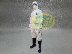 Quần áo chống hóa chất Tyvek AL003