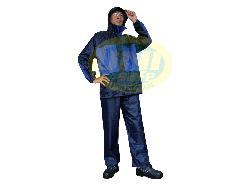 Quần áo mưa 2 lớp không hộp Am033
