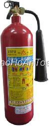 Nạp bình cứu hỏa khí Mt3 - NB06
