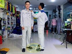 Quần áo bảo hộ loại đẹp Unisafe Qa021