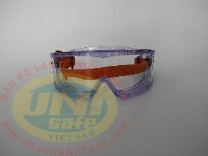 Kính bảo hộ chống hóa chất V-max K021A