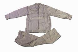 Quần áo kaki dầy mầu ghi thanh lý Ct7-QA05